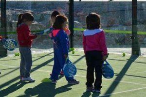 Palas de padel para niños cual elegir