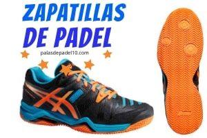 comprar las mejores zapatillas de padel online