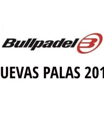 comprar nuevas palas 2019 de Bullpadel