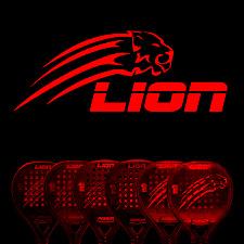 pala lion padel